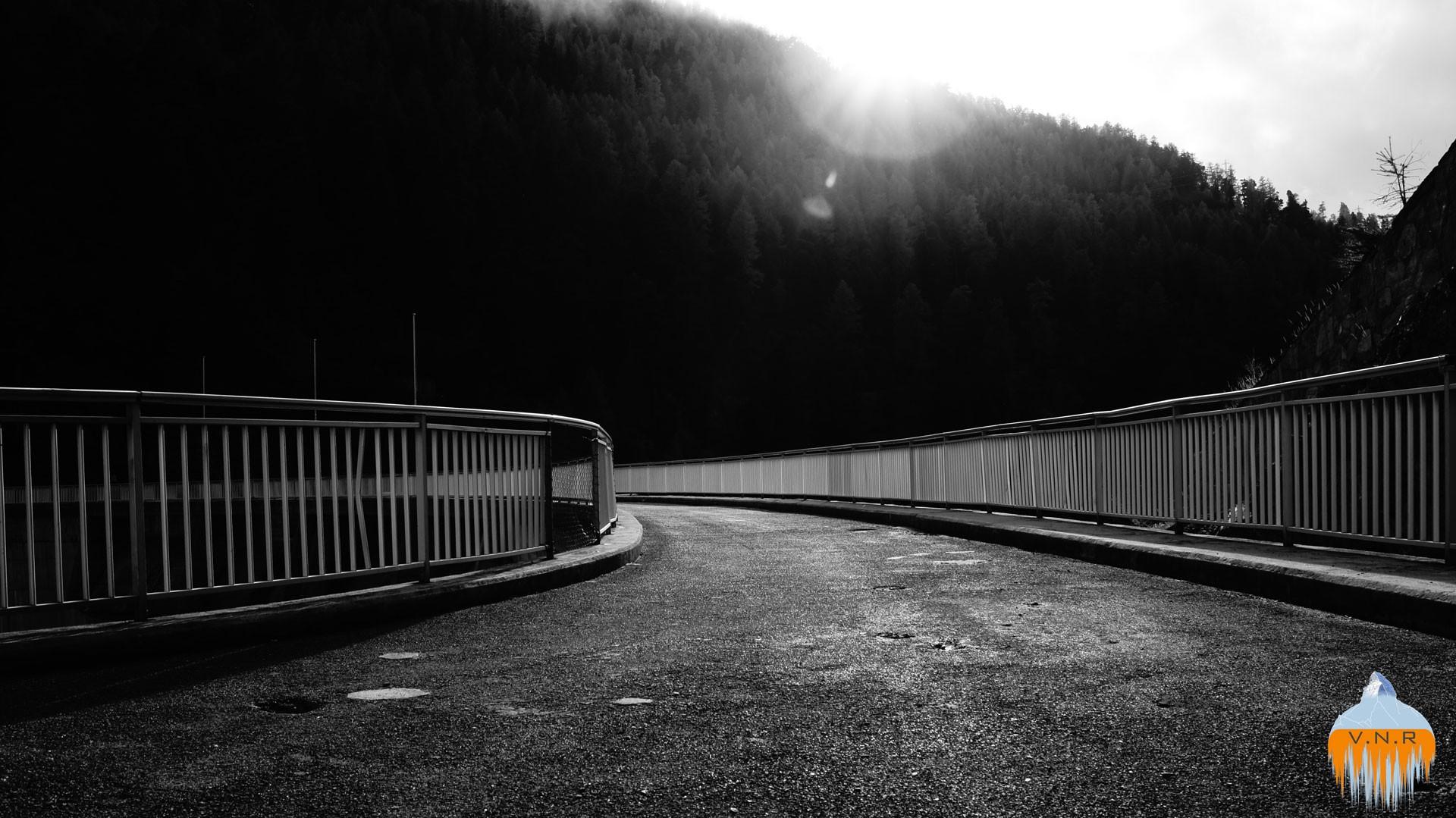 River Dam Zermatt